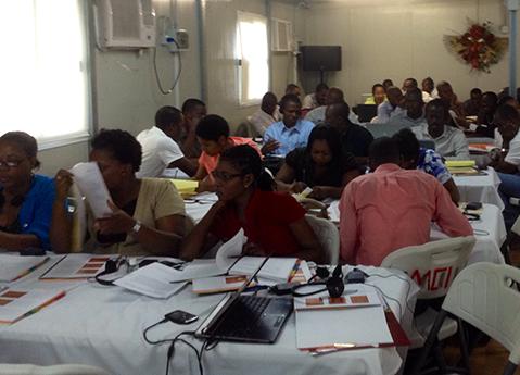 HACCP for Haiti