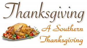 """""""Southern Thanksgiving"""" Graphic"""