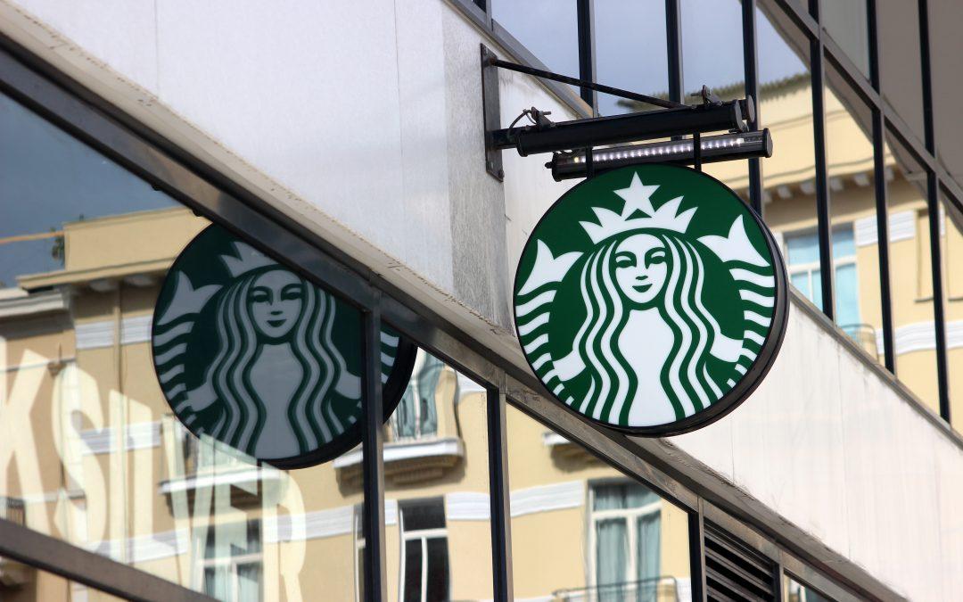 Starbucks takes a hit