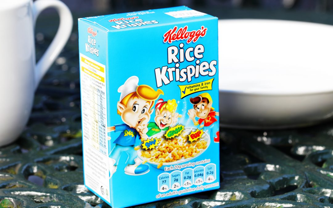 Old video surfaces of man urinating on Kellogg cereal assembly line