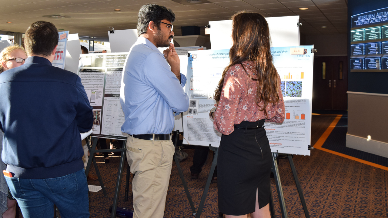 2017 Research Poster Showcase