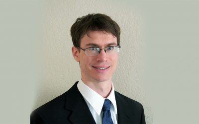 Meet Dr. Brendan Higgins