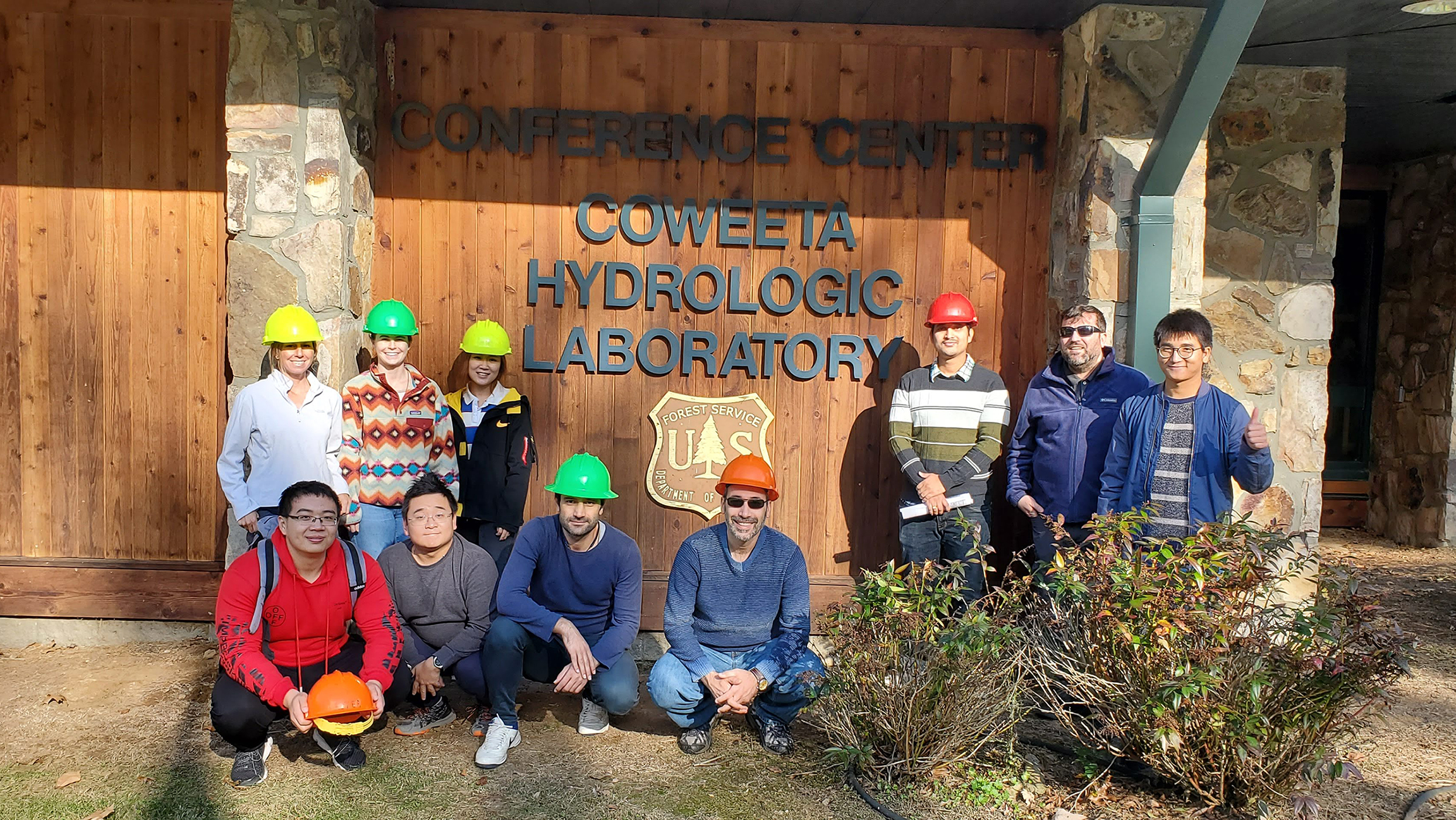 Conference Center Coweeta Hydrologic Laboratory